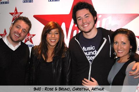 Rose - Virgin Radio