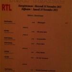 Conducteur - Grand Studio RTL